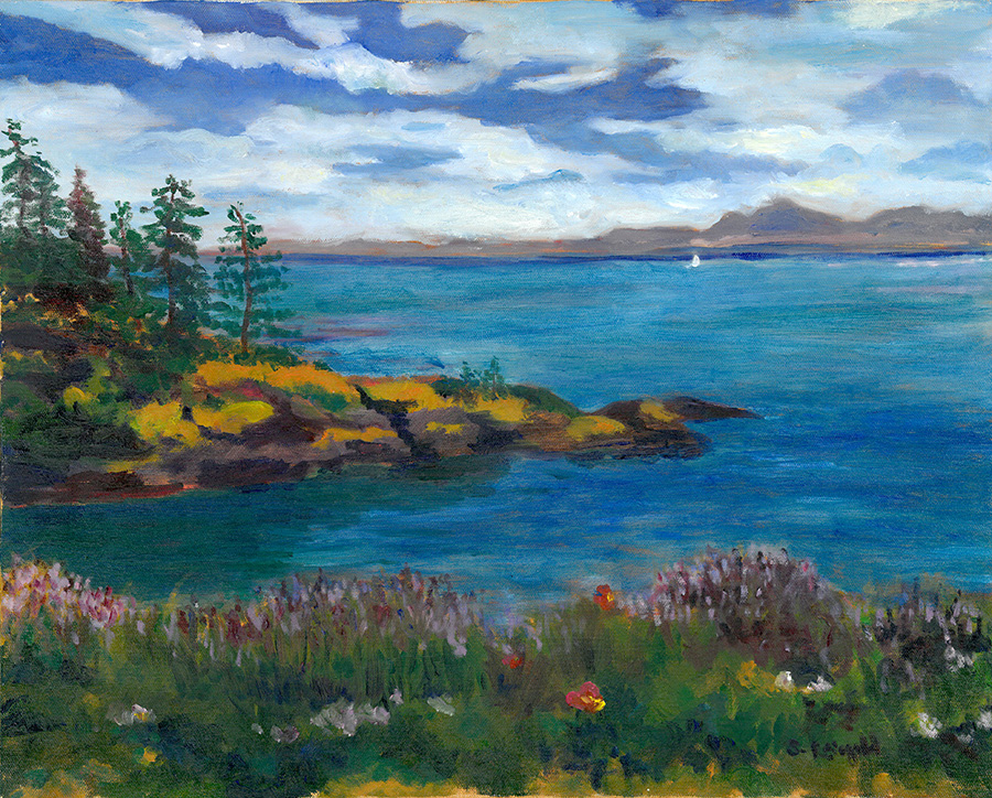 Bowen Island, British Columbia